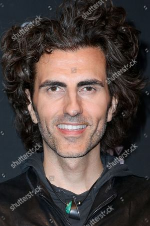 """Stephan Moccio arrives at the 3rd Annual """"An Evening With Canada's Stars"""" the Four Seasons Hotel, in Beverly Hills, Calif"""