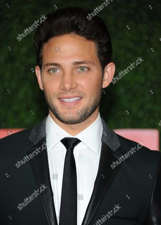 Gabriel Coronel attends the press room at the 3rd Annual Billboard Mexican Awards at The Dolby Theatre on in Los Angeles
