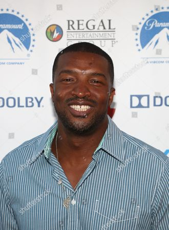 Roger Cross attends the 3rd Annual Variety - The Children's Charity of Southern California Texas Hold 'Em Poker Tournament held at Paramount Studios, in Hollywood, California