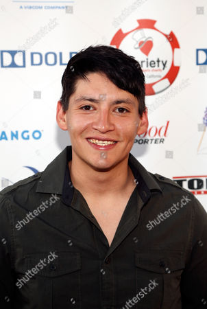 Actor Carlos Pratts attends the 3rd Annual Variety Charity Texas Hold 'Em Tournament & Casino Game at Paramount Studios on in Hollywood, California
