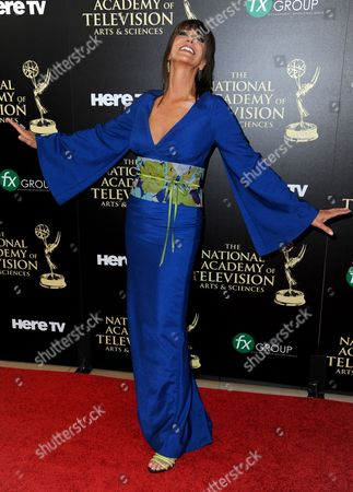 Editorial photo of 41st Annual Daytime Emmy Awards - Arrivals, Beverly Hills, USA