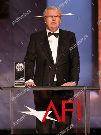 Howard Stringer, AFI Board of Trustees Chair at the 43rd AFI Lifetime Achievement Award Tribute Gala at the Dolby Theatre, in Los Angeles