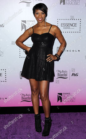 Vanessa A. Williams attends the 4th annual ESSENCE Black Women in Music reception at the Greystone Manor on in Los Angeles