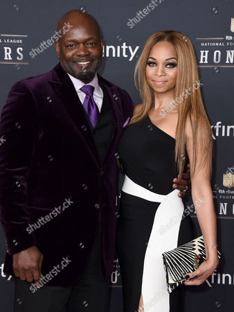 Editorial image of 4th Annual NFL Honors - Arrivals, Phoenix, USA