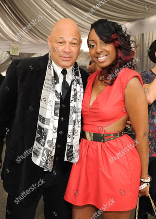 Producer Narada Michael Walden, left, attends ASCAP Presents The 2014 Grammy Nominee Brunch, at the SLS Hotel at Beverly Hills on in Beverly Hills, Calif