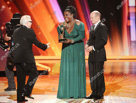Editorial photo of 63rd Primetime Emmy Awards - Show, Los Angeles, USA