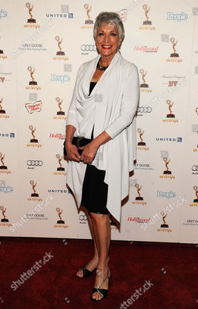SEPTEMBER 16: Randee Heller arrives at the 63rd Primetime Emmy Awards Performers Nominee Reception at Spectra by Wolfgang Puck at the Pacific Design Center on in Los Angeles, California