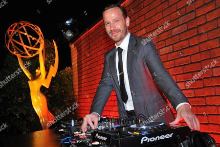 Stock Photo of Jason Bentley attends the 65th Primetime Emmy Awards Performers Nominee Reception, on at Spectra by Wolfgang Puck at the Pacific Design Center, in West Hollywood, Calif