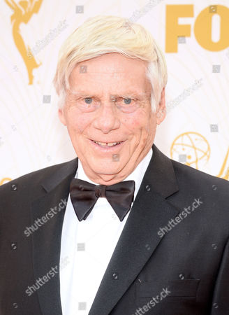 Stock Picture of Robert Morse arrives at the 67th Primetime Emmy Awards, at the Microsoft Theater in Los Angeles