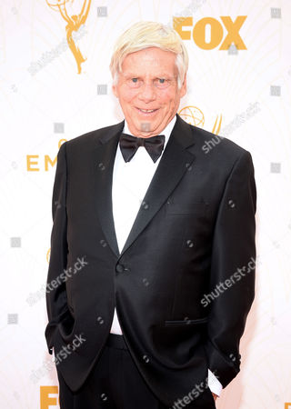 Stock Photo of Robert Morse arrives at the 67th Primetime Emmy Awards, at the Microsoft Theater in Los Angeles