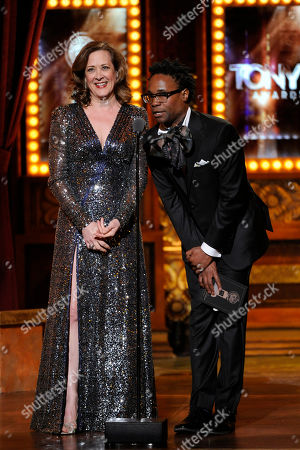 Editorial picture of 68th Annual Tony Awards - Show, New York, USA