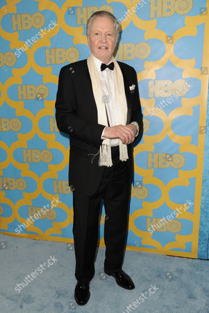 John Voight arrives at the HBO Golden Globes afterparty at the Beverly Hilton Hotel, in Beverly Hills, Calif