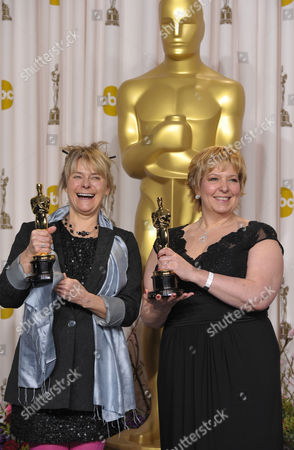 Editorial picture of 85th Academy Awards - Press Room, Los Angeles, USA
