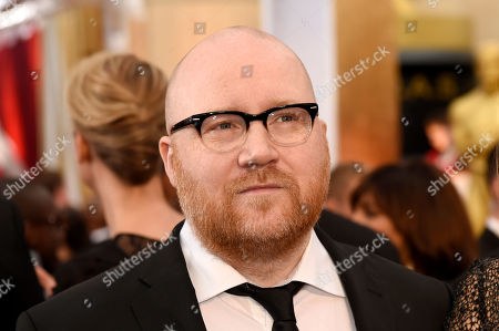 Johann Johannsson arrives at the Oscars, at the Dolby Theatre in Los Angeles