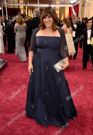 Editorial picture of 87th Academy Awards - Arrivals, Los Angeles, USA