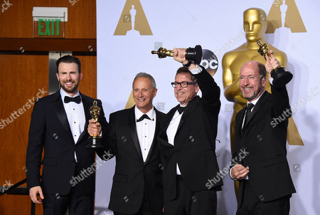 Editorial picture of 88th Academy Awards - Press Room, Los Angeles, USA