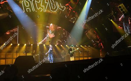 Editorial photo of AC/DC In Concert - , Atlanta, USA