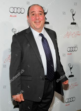 MARCH 1: Louis Mustillo arrives at the Academy of Television Arts & Sciences 21st Annual Hall of Fame Ceremony at the Beverly Hills Hotel on in Beverly Hills, California