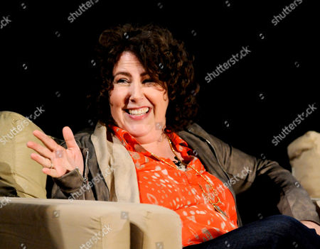 """MARCH 26: Creator/executive producer Eileen Heisler participates in the Academy of Television Arts & Sciences Presents an Evening with """"The Middle"""" panel on in North Hollywood, California"""