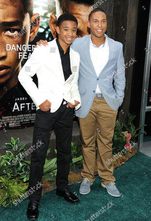 Editorial image of After Earth Premiere NY, New York, USA
