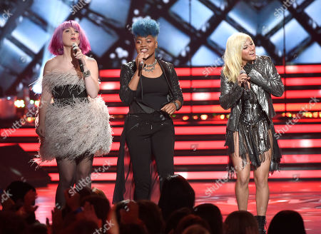 Editorial image of American Idol XIV Finale - Show, Los Angeles, USA