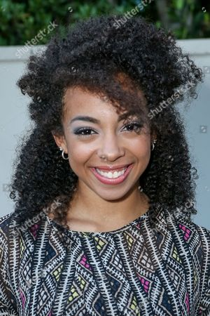 Summer Reign of Sweet Suspense attends the BCBGeneration Summer Solstice Party at Gracias Madre on in Los Angeles