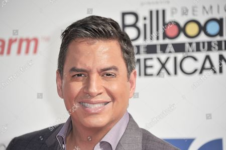 Daniel Sarcos attends the 2012 Billboard Mexican Music Awards at the Shrine Auditorium, in Los Angeles