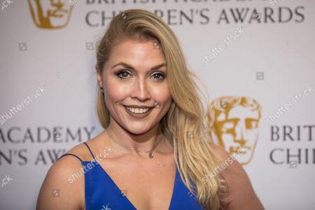 Editorial photo of Britain Bafta Childrens Awards, London, United Kingdom