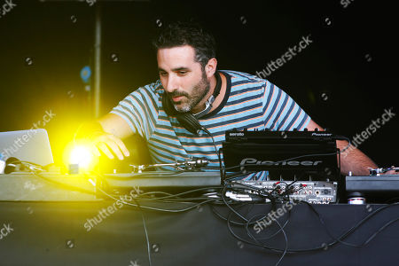 DJ Yoda performs at Camp Bestival at Lulworth Castle, in Dorset, England. Thousands of music fans have arrived to the festival to see headliners James, De La Soul and Basement Jaxx