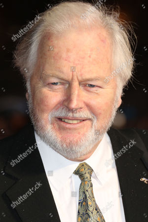 Ian Lavender poses for photographers upon arrival at the World premiere of Dad's Army at a central London cinema
