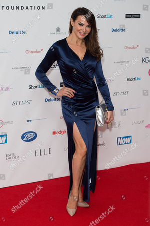 Editorial picture of Britain Fragrance Foundation Awards, London, United Kingdom