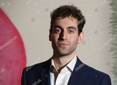 Stock Picture of Adam El Hagar arrives for a private screening of the new series of Peaky Blinders at the Ham Yard Hotel in central London