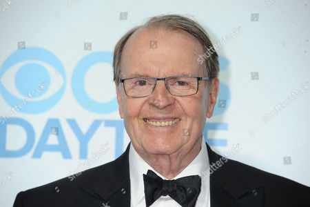 Charles Osgood arrives at The CBS Daytime Emmy Awards Afterparty at the Aqua Star Pool, Beverly Hilton,, in Beverly Hills, CA