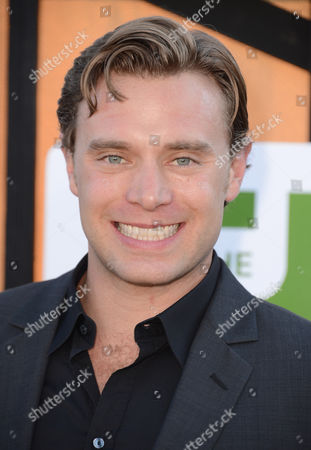 Billy Miller arrives at the CBS, CW and Showtime TCA party at The Beverly Hilton on in Beverly Hills, Calif