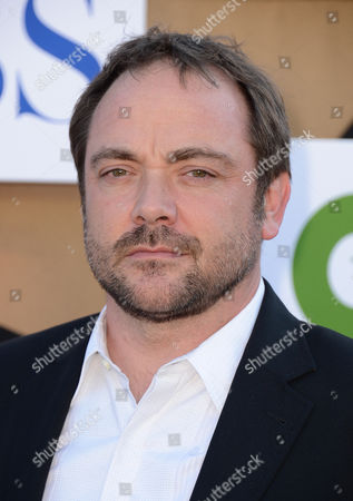 Mark Sheppard arrives at the CBS, CW and Showtime TCA party at The Beverly Hilton on in Beverly Hills, Calif