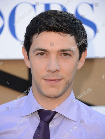 Michael Rady arrives at the CBS, CW and Showtime TCA party at The Beverly Hilton on in Beverly Hills, Calif