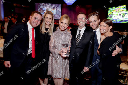 Editorial picture of Cedars-Sinai Board of Governors 2016 Annual Gala Honoring Adele and Beny Alagem and Sylvester Stallone, Beverly Hills, USA