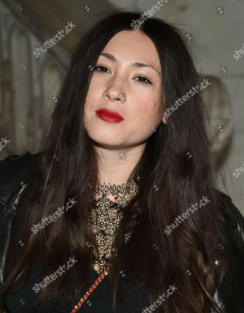 Jen Brill attends the Chanel Fine Jewelry event to celebrate the opening of a new permanent collection at The New York Public Library, in New York