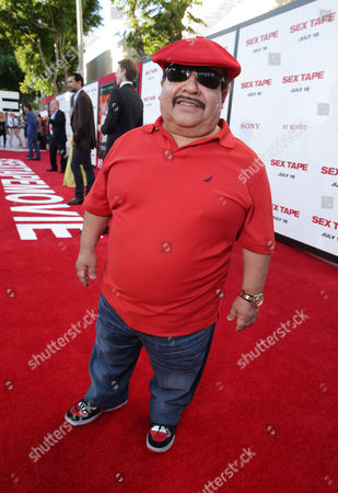 Chuy Bravo seen at Columbia Pictures 'Sex Tape' World Premiere held at Regency Village Theatre,, in Westwood, Calif