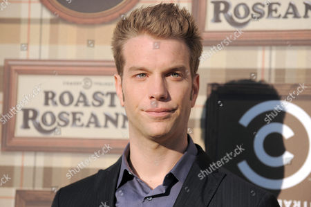 Anthony Jeselnik attends the Comedy Central Roast of Roseanne at the Hollywood Palladium, in Los Angeles
