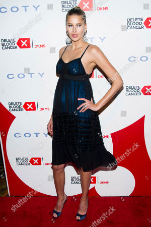 Hana Soukupova attends the 2013 Delete Blood Cancer Gala on in New York