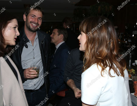 Mark Boal attends the DETAILS Hollywood Mavericks Dinner at Soho House, in West Hollywood, Calif