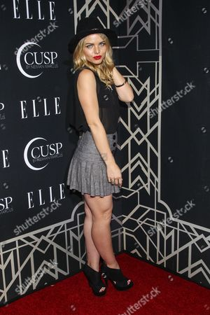 Editorial photo of ELLE 5th Annual Women In Music Concert Celebration - Arrivals, Hollywood, USA