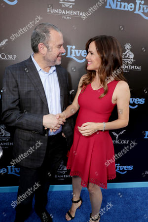 """Editorial photo of EuropaCorp Presents the World Premiere of """"Nine Lives"""", Los Angeles, USA"""
