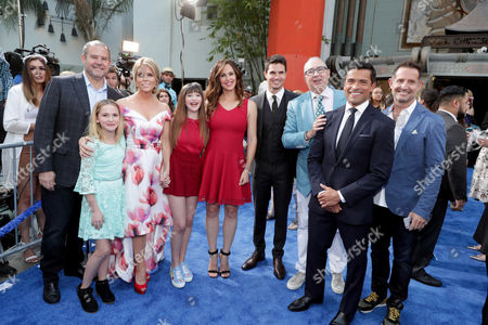"""Editorial picture of EuropaCorp Presents the World Premiere of """"Nine Lives"""", Los Angeles, USA"""