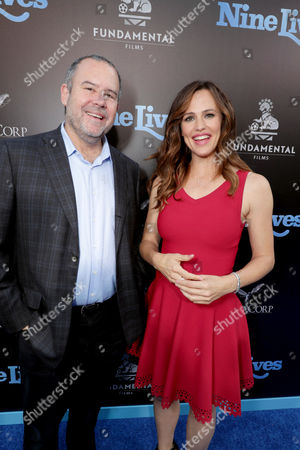 """Editorial image of EuropaCorp Presents the World Premiere of """"Nine Lives"""", Los Angeles, USA"""