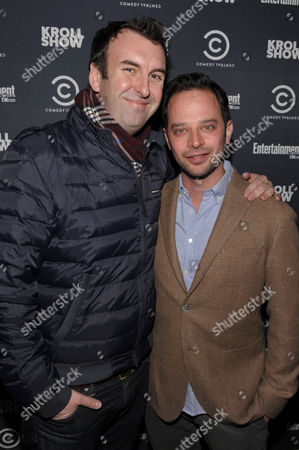 """Editorial picture of Exclusive Screening Of Comedy Central's """"Kroll Show"""" Hosted By Entertainment Weekly, Los Angeles, USA"""