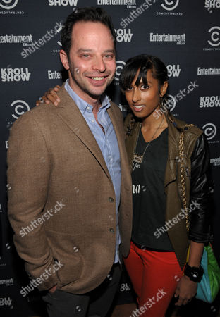 """Editorial image of Exclusive Screening Of Comedy Central's """"Kroll Show"""" Hosted By Entertainment Weekly, Los Angeles, USA"""
