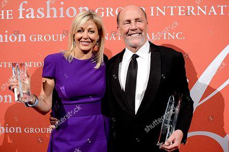 Editorial photo of Fashion Group International's 30th Annual Night Of Stars, New York, USA
