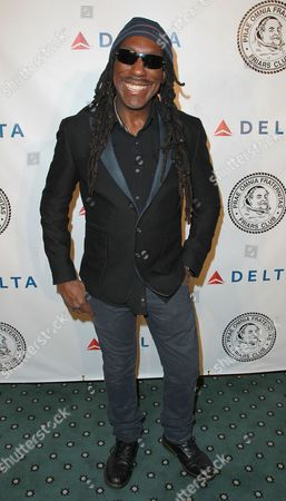 "Musician Boyd Tinsley attends the Friars Club ""Frank Sinatra's 100th Birthday Celebration"" at The Pierre Hotel, in New York"